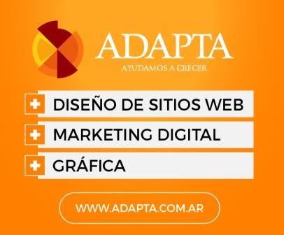 ADAPTA - Diseño Web + Gráfica + Marketing